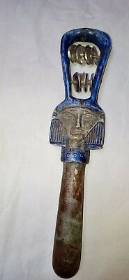 RARE ANCIENT EGYPTIAN ANTIQUE A tool called by Queen Hatshepsut of maids  BC
