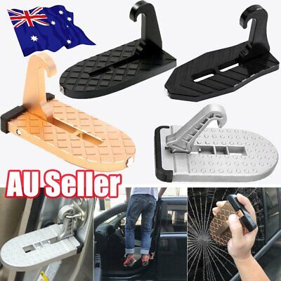 Doorstep Vehicle Access Roof Of Car Door Step Give You Latch Easily Rooftop %N