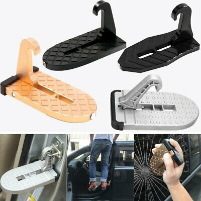 Doorstep Vehicle Access Roof Of Car Door Step Give You Latch Easily Rooftop RQ