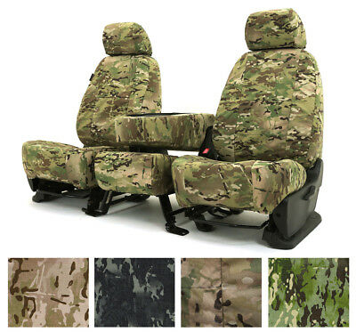 Choose Color Coverking Custom Front Row Seat Covers Cordura ...