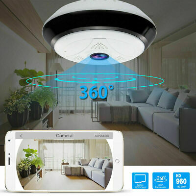 Wifi Ip Security Kamera 720 P Hd Video Home Security Surveillance 360 Nachtsicht Zwei-weg Audio Motion Erkennung Kamera Indoor Roboter