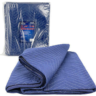 New 205112  Unity 80-Inch Dark Blue Moving Blanket (12-Pack) Tools Wholesale