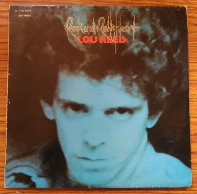 Lou Reed - Rock and Rock heart - vinilo
