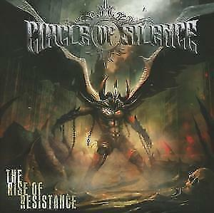 CIRCLE OF SILENCE - The Rise Of Resistance - CD - 200817