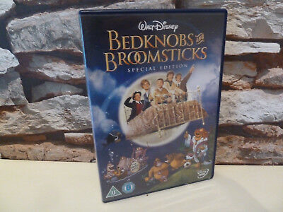 Disney: Bedknobs & Broomsticks: Special Edition Fast/free Posting.