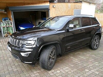 Jeep Grand Cherokee Lessing Übernahme Limited Edition 1941 ! TOP