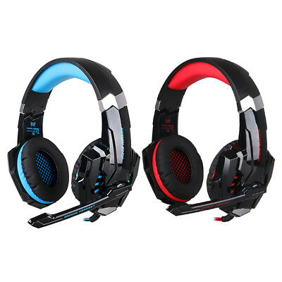 3 5MM USB STEREO LED Gaming Headset Headphone with Mic for Lenovo