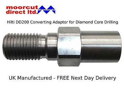 Hilti DD200 Converting Adaptor Diamond Core Drilling