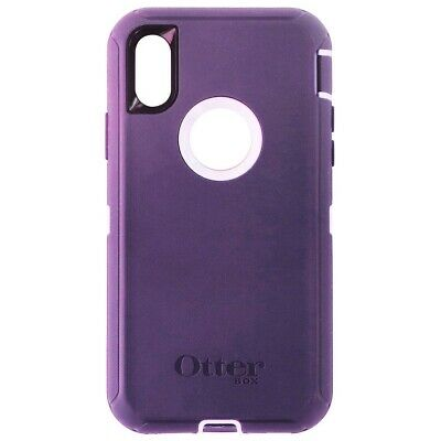 INCOMPLETE OtterBox Defender Series Case for Apple iPhone X 10