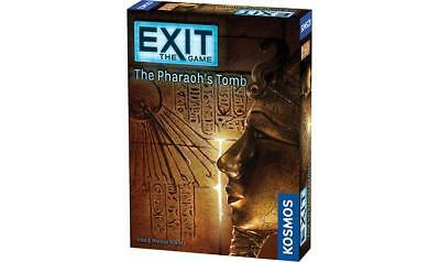 Kosmos Cardgame Exit - The Game, The Pharaoh's Tomb Box SW