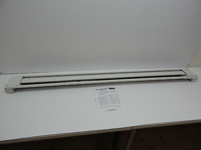 "TPI Corp E2915-072SW 1500W 120V 72"" Electric Baseboard Heater White SHIPPING DMG"