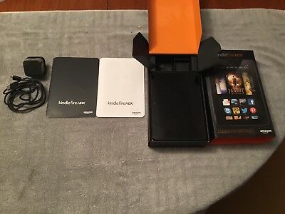 "Amazon Kindle Fire HDX 7"" 16GB Tablet Not iPad"