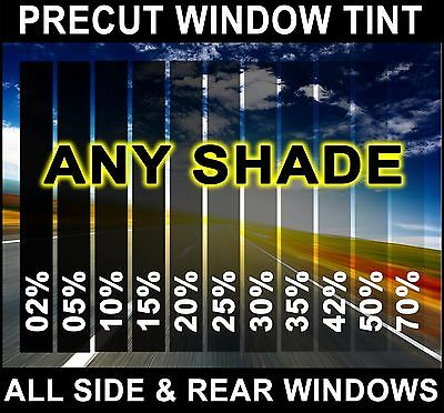 PreCut All Sides & Rears Window Film Any Tint Shade for Ford Trucks & Ranger