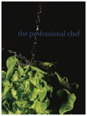 The Professional Chef  9th edition - PDF