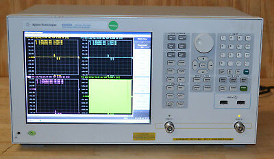 Keysight E5063A ENA Vector Network Analyzer 100khz-8.5GHz, Fully Guaranteed