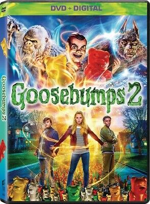 Goosebumps 2 (REGION 1 DVD New)
