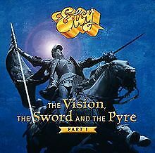The Vision,The Sword And The Pyre (Part 1) von Eloy | CD | Zustand sehr gut