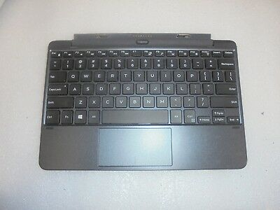 OEM DELL VENUE 10 PRO 5056 T16G TABLET K13M Keyboard Dock MINI Docking Station