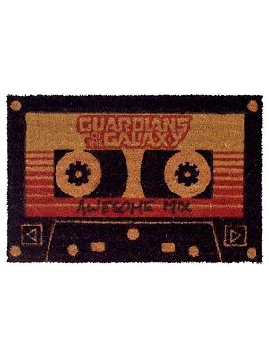 Guardians Of The Galaxy Door Mat Vol 2 Awesome Mix 40x60cm