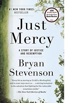 Just Mercy: A Story of Justice and Redemption by Bryan Stevenson (NEW,ebooks)