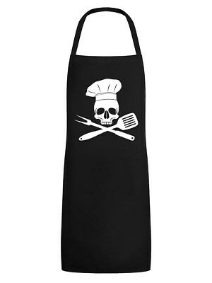 Apron Deadly Chef Black