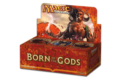 4x Playset MTG Magic the Gathering Complete Set of 4 x4 Cards Born of the Gods