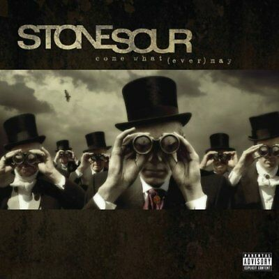 Stone Sour - Come What(Ever) May - CD - New