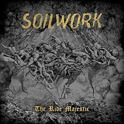 Soilwork - The Ride Majestic - CD - New