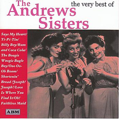 The Andrews Sisters - The Very Best of - CD - New