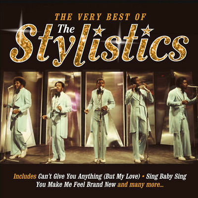 The Stylistics - The Very Best of - CD -