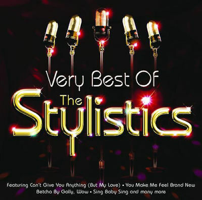 The Stylistics - The Very Best of - CD - New