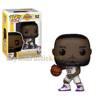 FUNKO POP BASKETBALL Lebron James NBA FIGURE #52 LA LAKERS - PRE ORDER