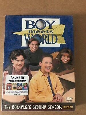Boy Meets World - The Complete Second Season 639