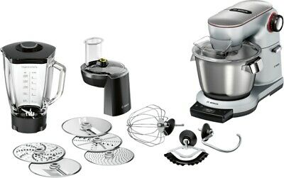 Bosch Optimum Platinum Silver Universal Food Processor