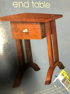 2- New Open Box Early 2000 MICHAEL GRAVES Target Side/ End Table Robin Collcshn