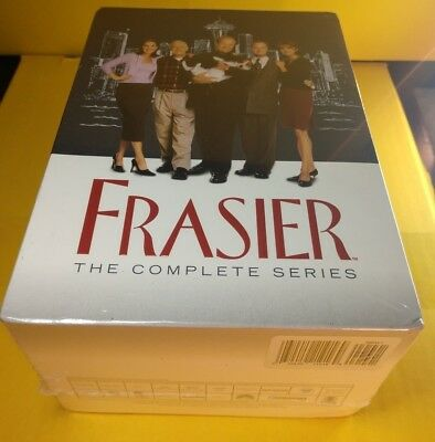 Frasier - The Complete Series (DVD Boxset,44-Disc Set)NEW-Free S&H with Tracking