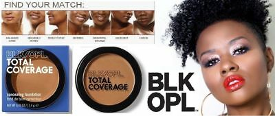 Black Opal Total Coverage Concealing Foundation - All Shades