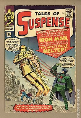 Tales of Suspense #47 1963 GD+ 2.5