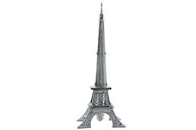 """New 10"""" Eiffel Tower LETTER OPENER Dagger Executive Knife Statue w/ Gift Box"""