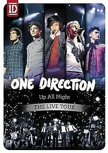 One Direction - Up All Night: The Live Tour | DVD | Zustand gut