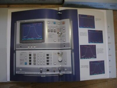Rohde & Schwarz service manual spectrum analyzer