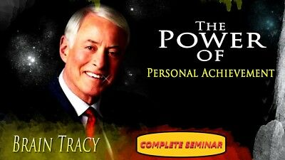 Brian Tracy Power of Personal Achievement Home Study Program