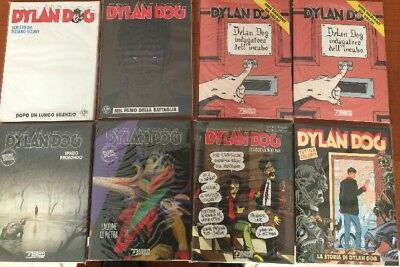 Dylan Dog Variant Set