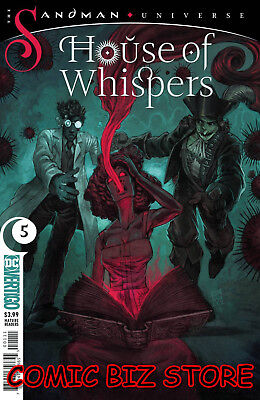 House Of Whispers #5 (2019) 1St Printing Bagged & Boarded Dc Comic Universe