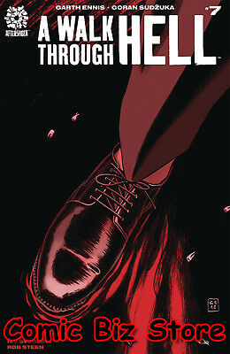 Walk Through Hell #7 (2019) 1St Printing Bagged & Boarded Aftershock Comics