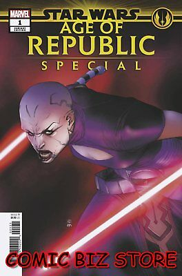 Star Wars Age Republic Special #1 (2019) 1St Printing Pham Variant Cover ($4.99)