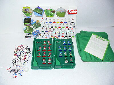 Subbuteo Players Balls & Pitch Spares & Repairs