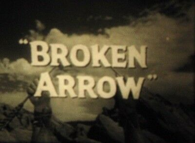 Broken Arrow - The Doctor - 1957 TV Series 16MM Film - Michael Ansara