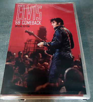 Elvis - 68 Comeback Special (DVD, Special edition)FACTORY SEALED /RARE/ Region 1