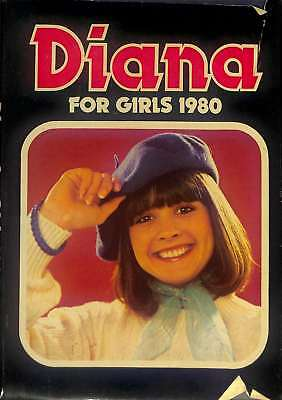 Diana for Girls 1980 (Annual), , Good Condition Book, ISBN